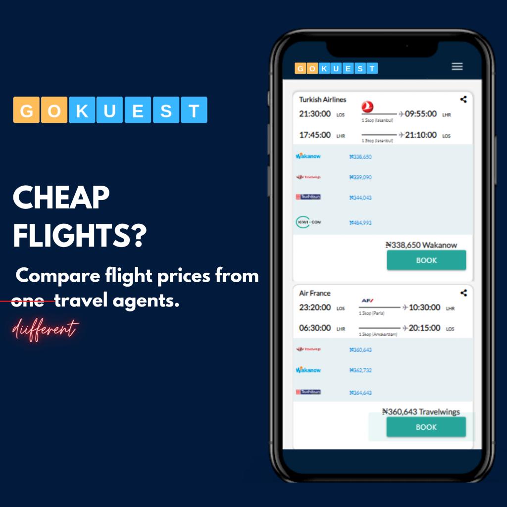 Cheap flight tickets Nigeria
